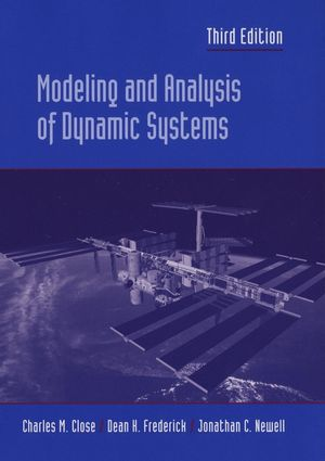 Modeling and Analysis of Dynamic Systems, 3rd Edition