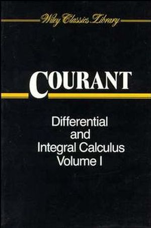 Differential and Integral Calculus, Volume 1, 2nd Edition