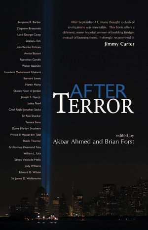 After Terror: Promoting Dialogue Among Civilizations (0745635024) cover image