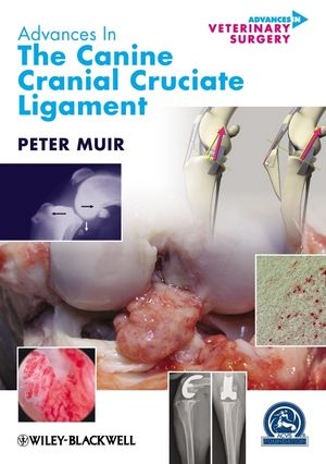 Advances in the Canine Cranial Cruciate Ligament (0813818524) cover image