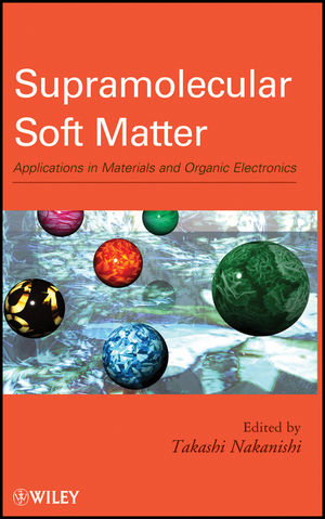 Supramolecular Soft Matter: Applications in Materials and Organic Electronics (1118095324) cover image