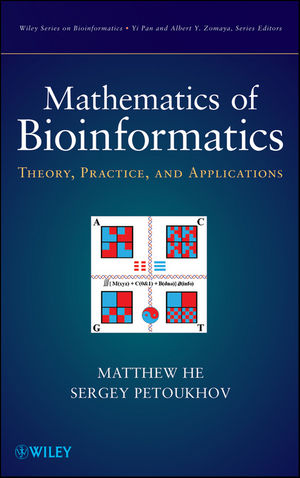 Mathematics of Bioinformatics: Theory, Methods and Applications  (1118099524) cover image