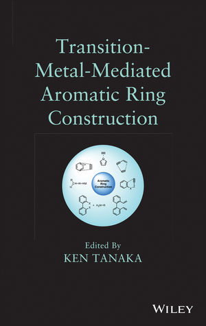 Transition-Metal-Mediated Aromatic Ring Construction (1118148924) cover image