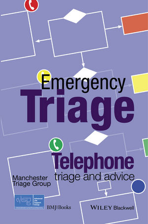 Emergency Triage: Telephone Triage and Advice (1118369424) cover image