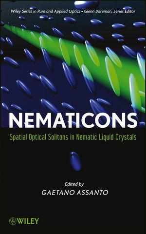 Nematicons: Spatial Optical Solitons in Nematic Liquid Crystals (1118414624) cover image