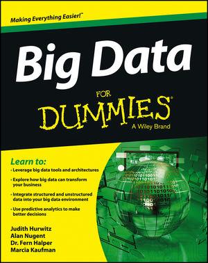 免费获取电子书 Big Data for Dummies[$19.99→0]丨反斗限免