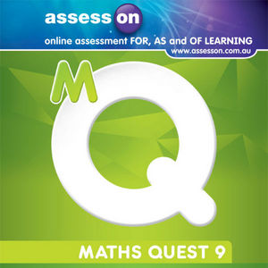 Assesson Maths Quest 9 Pathways 5.1/5.2 for New South Wales Australian Curriculum Edition (Online Purchase)