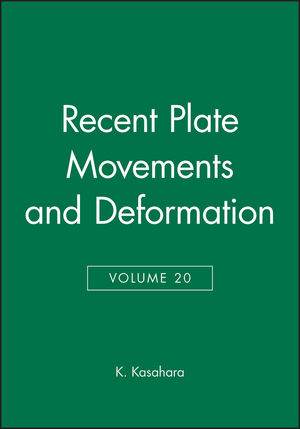 Recent Plate Movements and Deformation