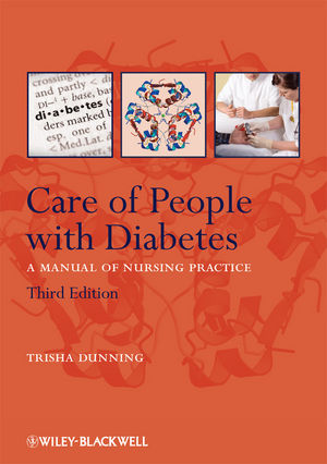 Care of People with Diabetes: A Manual of Nursing Practice, 3rd Edition