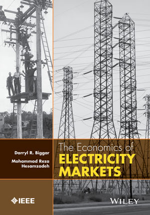 The Economics of Electricity Markets (1118775724) cover image