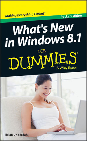 What's New in Windows 8.1 For Dummies, Pocket Edition