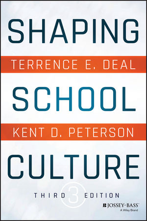 Shaping School Culture, 3rd Edition (1119210224) cover image