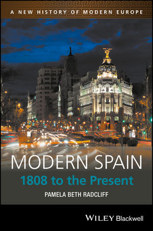 Modern Spain: 1808 to the Present (1119369924) cover image