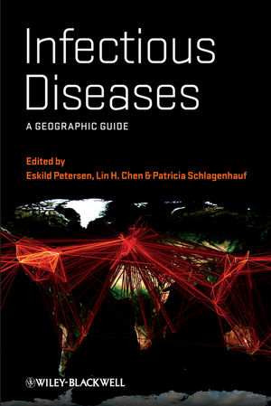Infectious Diseases: A Geographic Guide (1119971624) cover image