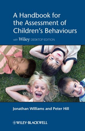 A Handbook for the Assessment of Children's Behaviours (1119978424) cover image