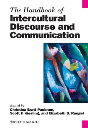 The Handbook of Intercultural Discourse and Communication (1405162724) cover image