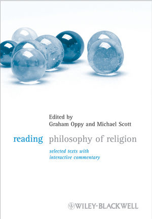 Reading Philosophy of Religion (1405170824) cover image