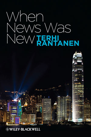 When News Was New (1405175524) cover image