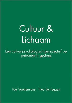 Cultuur & Lichaam: Een cultuurpsychologisch perspectief op patronen in gedrag