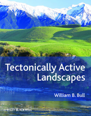 Tectonically Active Landscapes (1405190124) cover image