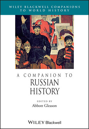A Companion to Russian History (1444308424) cover image