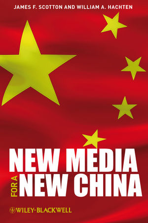 New Media for a New China (1444319124) cover image