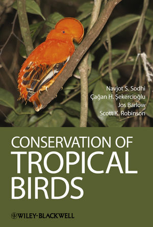 Book Cover Image for Conservation of Tropical Birds