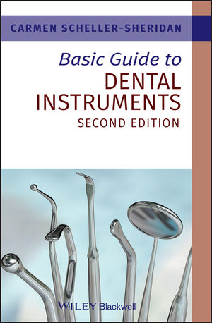 Basic Guide to Dental Instruments, 2nd Edition (1444335324) cover image