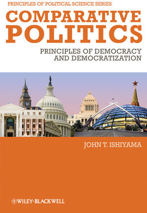 Comparative Politics: Principles of Democracy and Democratization (1444342924) cover image
