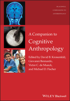 A Companion to Cognitive Anthropology (1444394924) cover image