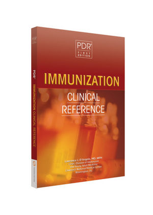 PDR Immunization Clinical <span class='search-highlight'>Reference</span>