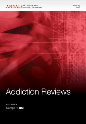 Addiction Reviews 3, Volume 1216