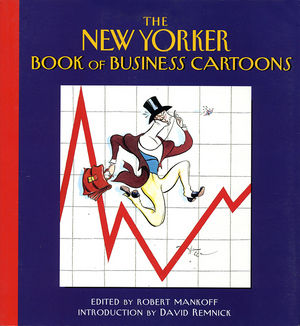 The New Yorker Book of Business Cartoons (1576600424) cover image