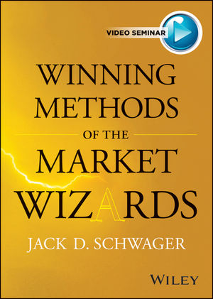 Winning Methods of the Market Wizards with Jack Schwager (1592805124) cover image