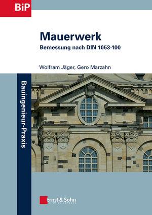Mauerwerk: Bemessung nach DIN 1053-100