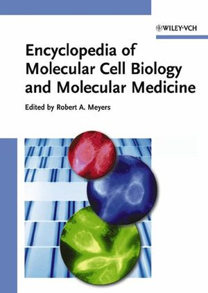 Encyclopedia of Molecular Cell Biology and Molecular Medicine, 16 Volume Set, 2nd Edition (3527305424) cover image