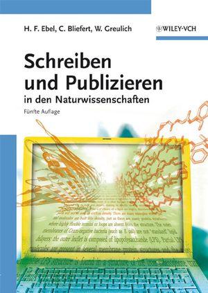 Schreiben und Publizieren in den Naturwissenschaften, 5th Edition