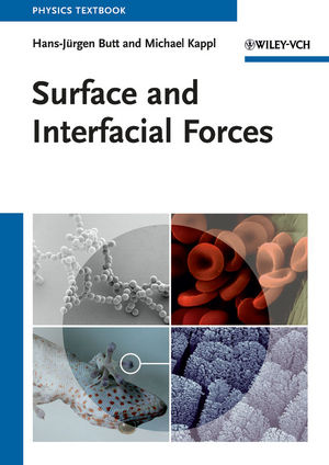 Surface and Interfacial Forces (3527629424) cover image