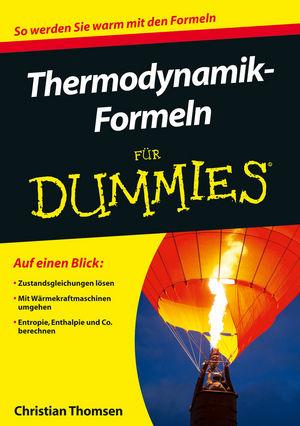 Thermodynamik-Formeln für Dummies