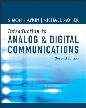 An Introduction to Analog and Digital Communications, 2nd Edition (EHEP000424) cover image