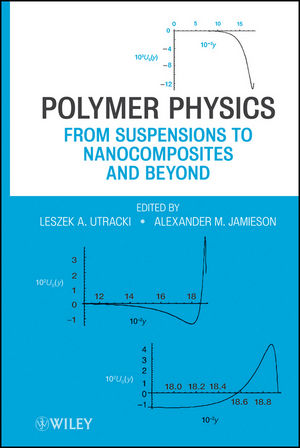 Polymer Physics: From Suspensions to Nanocomposites and Beyond  (0470193425) cover image