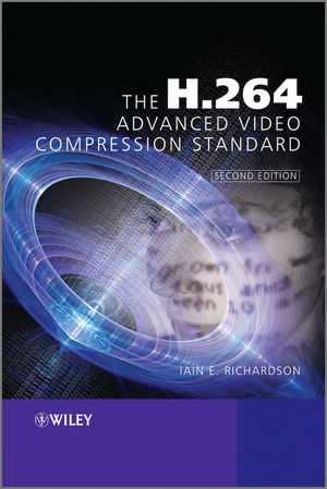 The H.264 Advanced Video Compression Standard, 2nd Edition (0470516925) cover image