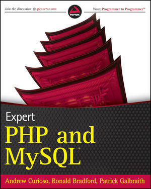 Expert PHP and MySQL (0470563125) cover image