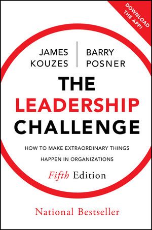 The Leadership Challenge: How to Make Extraordinary Things Happen in Organizations, 5th Edition (0470651725) cover image