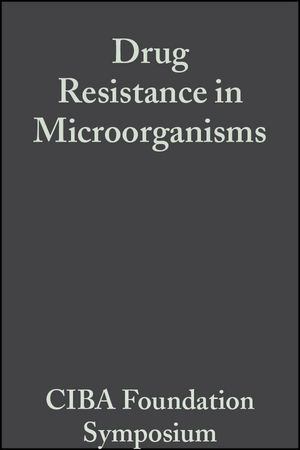 Drug Resistance in Micro-organisms: Mechanisms of Development