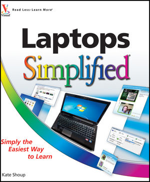Laptops Simplified (0470769025) cover image