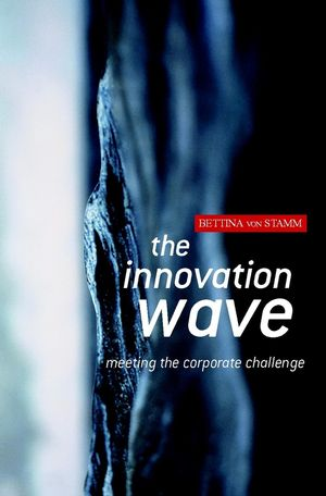 The Innovation Wave: Meeting the Corporate Challenge (0470847425) cover image