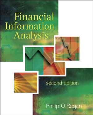 Financial Information Analysis, 2nd Edition (0470865725) cover image