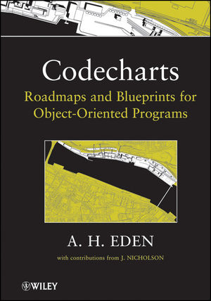 Codecharts: Roadmaps and blueprints for object-oriented programs (0470891025) cover image