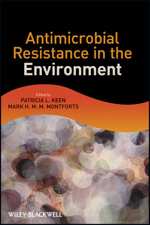 Antimicrobial Resistance in the Environment (0470905425) cover image